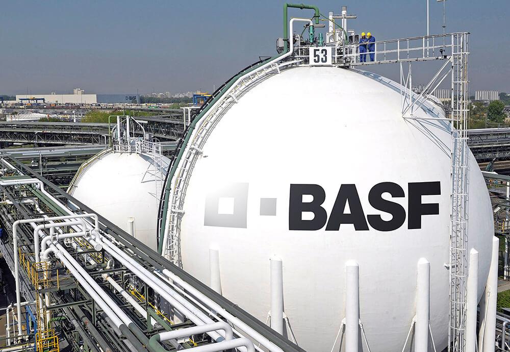 Мы сотрудничаем с международным концерном BASF