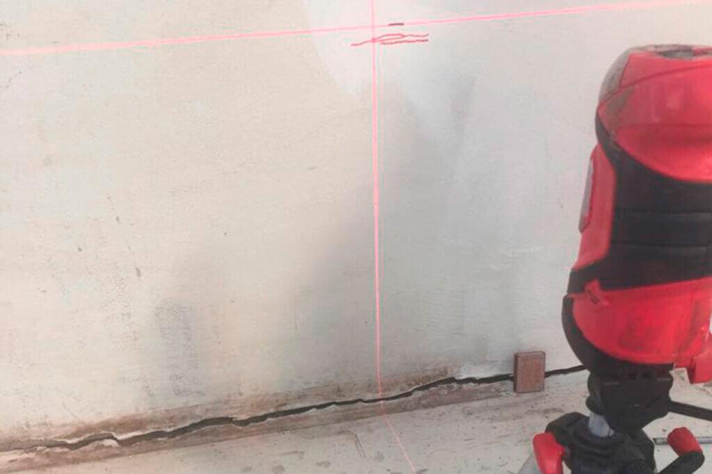 Ликвидация разрушений в стенах, полах, фундаменте, стабилизация грунта